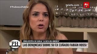 Cómo se enteró Juan Carlos Calabró de las denuncias sobre Fabian Rossi - PH Podemos Hablar