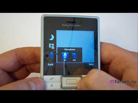 Обзор Sony Ericsson Aspen - Камера