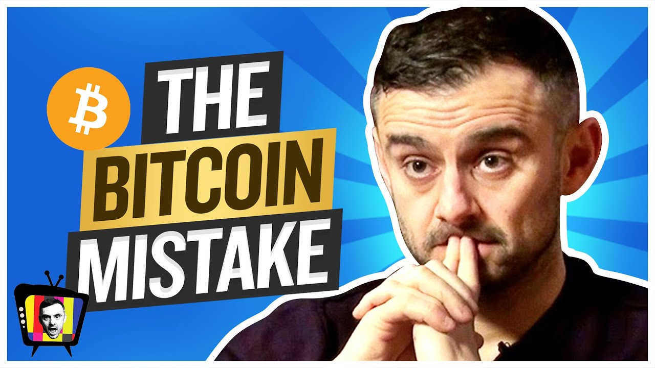 gary vaynerchuk bitcoin investiție