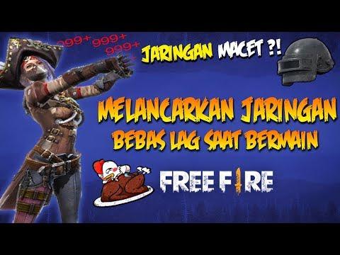 RANKED DENGAN LANCAR NO PATAH - CARA MENGATASI LAG DI FREE FIRE INDONESIA (NO ROOT) - 동영상