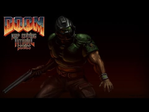 Map test (spoilery, watch at own risk) - Let's learn GZDoom builder with Lazygamer