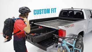 DECKED Presents | Got a truck? Get DECKED and get organized!