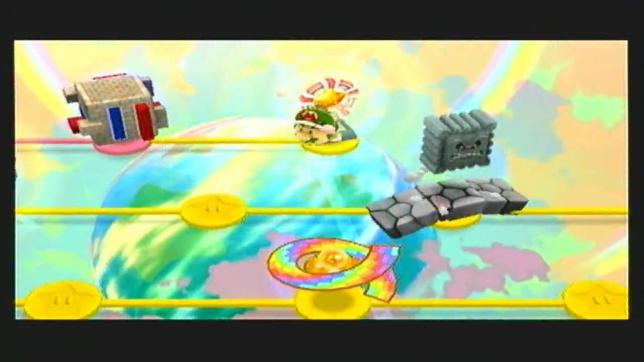 Super Mario Galaxy 2 - Proof that I got all 242 stars ...