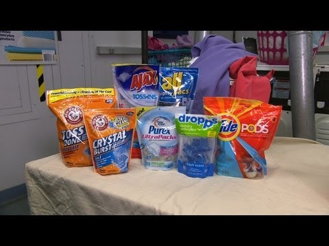 laundry detergents pod or powder consumer reports youtube