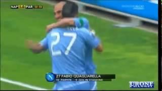Napoli - Parma 2-3, serie A 2009-2010