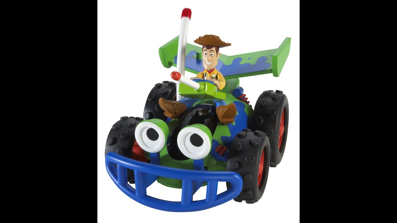 voitures t l guid es jouets de disney toy story car youtube. Black Bedroom Furniture Sets. Home Design Ideas