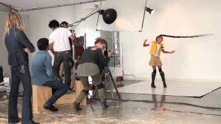 Willow Smith: Behind the Scenes | London Sunday Times Shoot