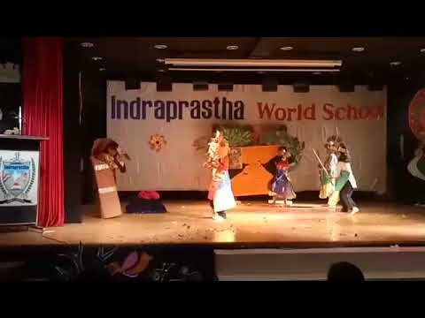 Shri Ram Global School, Delhi - West Inter School Competition