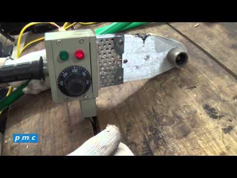 PMC - Cách hàn ống nhiệt PPR
