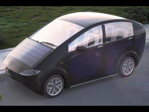 """""""Sion"""", la voiture électrique qui se recharge toute seule avec le soleil"""