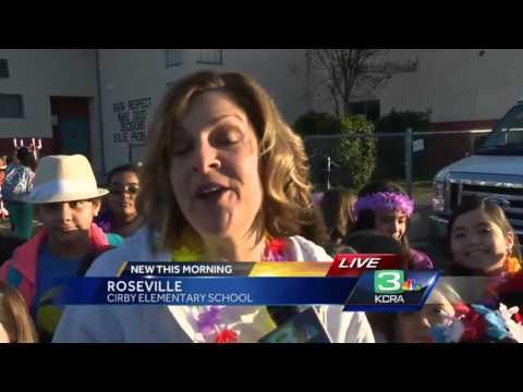 Roseville students collect coins for Kenya