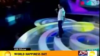 WORLD HAPPINESS DAY-AM SHOW ON JOYNEWS (20-3-14)