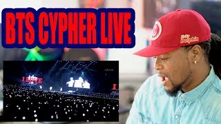 BTS Memories Cypher Medley 2017 LIVE PERFORMANCE | REACTION!!!