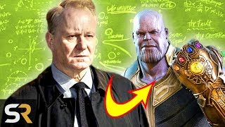Marvel Theory: Could Erik Selvig Be A Key Figure In Defeating Thanos?
