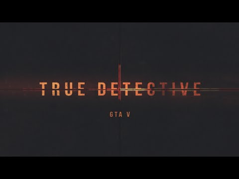 I recreated the True Detective Season 1 Intro using GTA V
