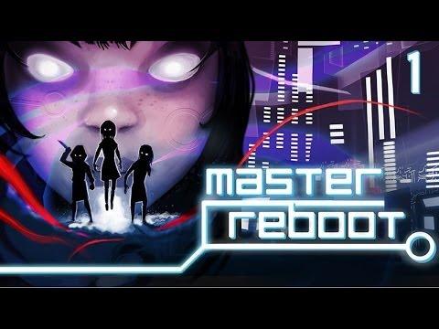 Master Reboot - Psychological Horror Game, Manly Let's Play Pt.1