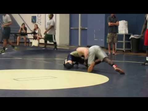 Liam Payne, Battery Creek High School Wrestling Team  06222013