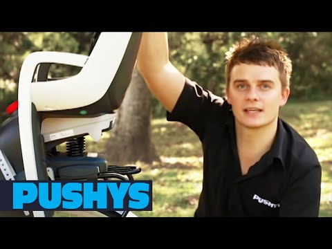 PUSHYS REVIEW: Hamax Caress Baby Seat