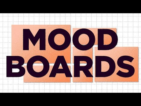 Create Mood Boards For Motion Design