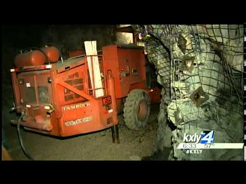 Mine Closure Has Republic Residents Concerned About Town's Future