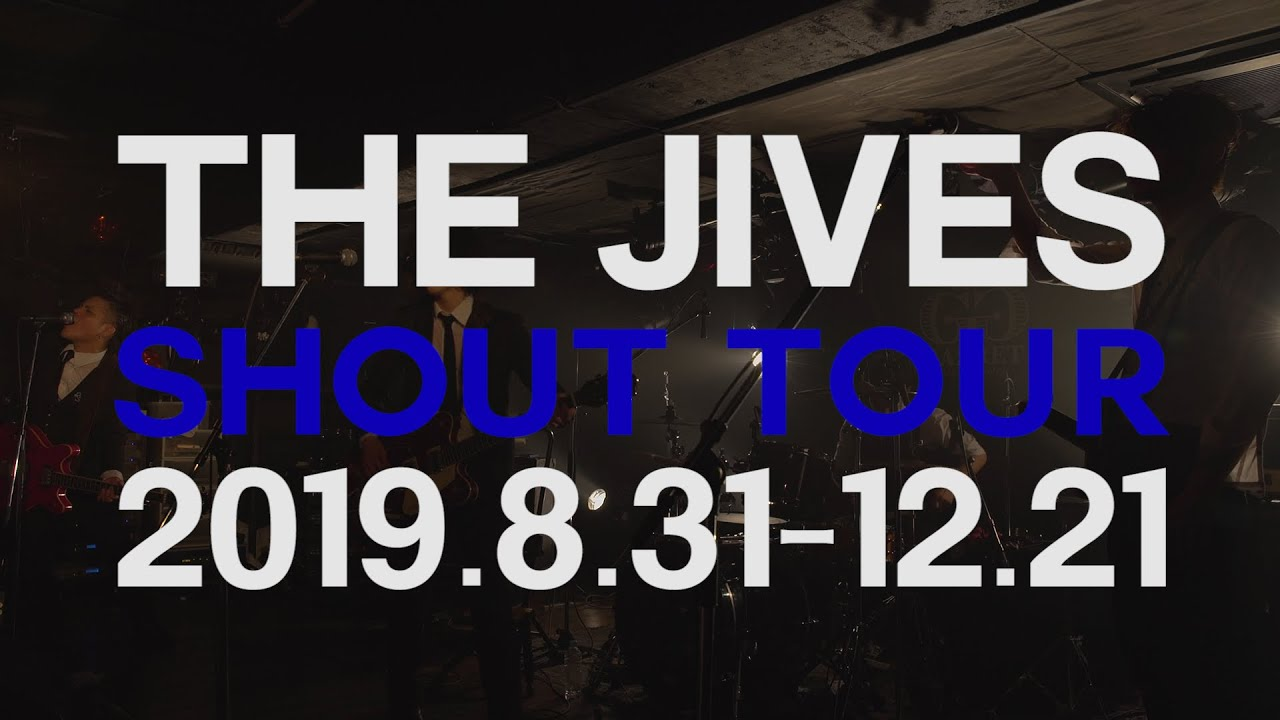 "THE JIVES / DIGEST MOVIE  - ""SHOUT"" Release Party 2nd. Stage"