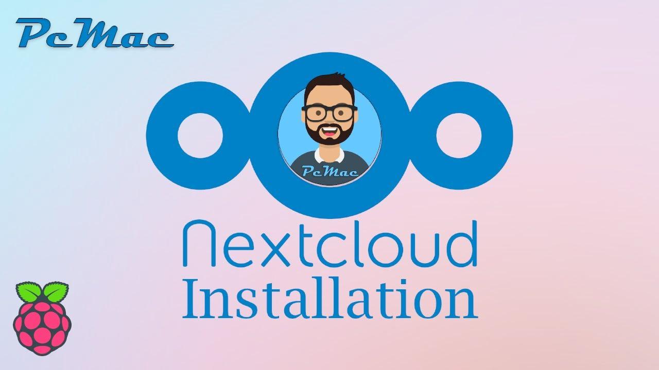PcMac | NextCloud RaspberryPi
