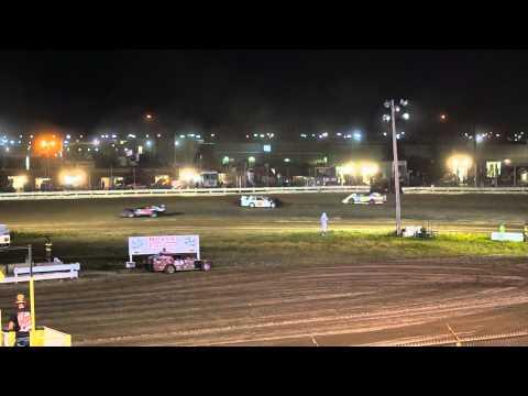 EWSC Racing WDLMA Late Model Feature 7/13/2012