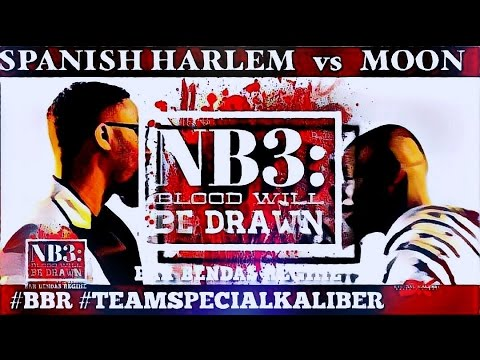 BAR BENDAS REGIME: SPANISH HARLEM vs MOON