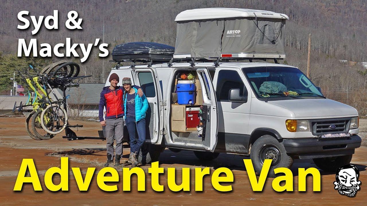 Download Van Tour - Syd & Macky's Econoline Adventure Van