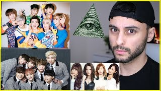 THE DARK TRUTH ABOUT KPOP STARS