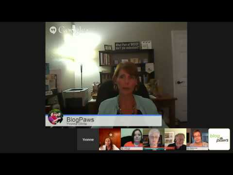 BlogPaws Live 365:12 - How to Deliver Dog Training via Hangouts with Jim Burwell