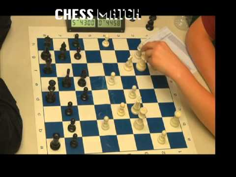 Chess Match #8