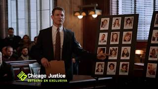 Serie chicago justice