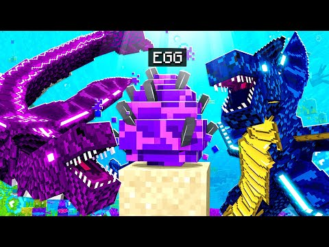 How to BREED *LEVIATHAN* DRAGONS in MINECRAFT!