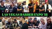 Barber Vlog: Las Vegas Barber Expo 2018 - YouTube