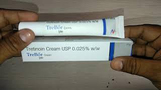 TreBor Cream review in Hindi रातो रात चेहरे की झुर्रियों,मुंहासों को जड़ से खत्म करेगा यह क्रीम !