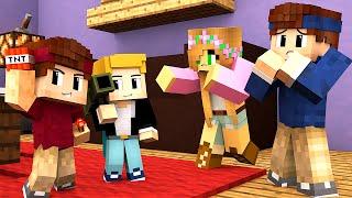 Minecraft - Who's Your Daddy?   BABY RASTET AUS!!