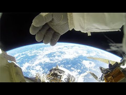 """""""Endurance: A Year in Space, A Lifetime of Discovery"""" by Astronaut Scott Kelly — Book Trailer"""