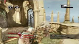 Ess MooMooMiLK Gears of War 3 TBOW Montage Re-Upload 2014 ft Ess Jamez