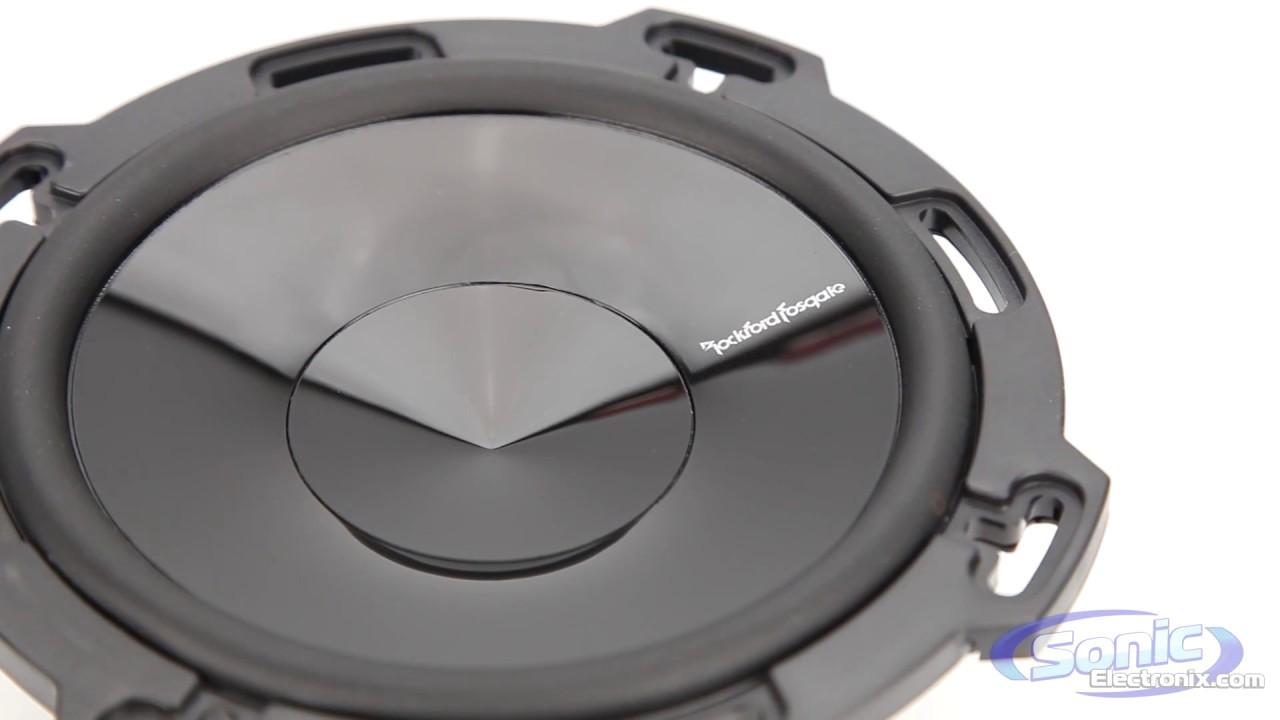 Rockford Fosgate Punch Speakers