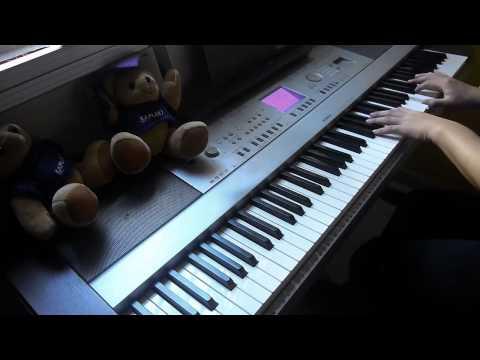 "[One Punch Man OST] ""Main Theme"" - Piano Duet Cover (feat. PianoPrinceofAnime)"