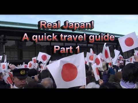 ✔ TRAVEL JAPAN GUIDE : How-to: Budget, Accommodation, Food, Language, and Travel! (Part 1)