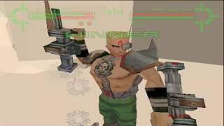 ARCADE MACHINES MAME BIOFREAKS BIO FREAKS MIDWAY GAMES 1997