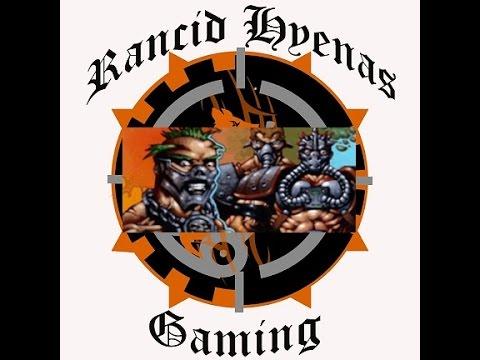 Rancid Hyena Q&A (Examplifying Pewdiepie, Gamegrumps, Vanoss & H20 Delirious)