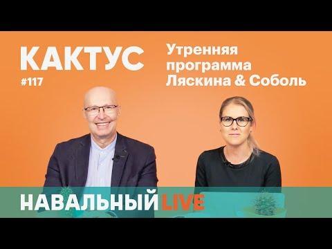 Кактус #117. Гость — политолог Валерий Соловей: режиму осталось два года