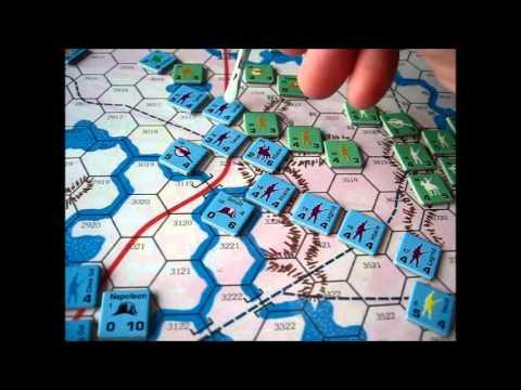 Napoleon at Eylau - S&T's Magazine Game on the Battle of Eylau