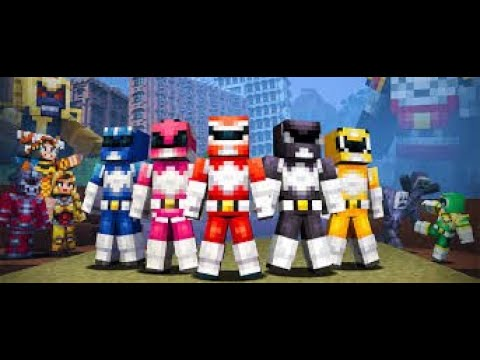 Power Ranger Dino Charge Addon