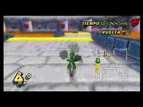Mario Kart Wii - Online Race [Bike gameplay]