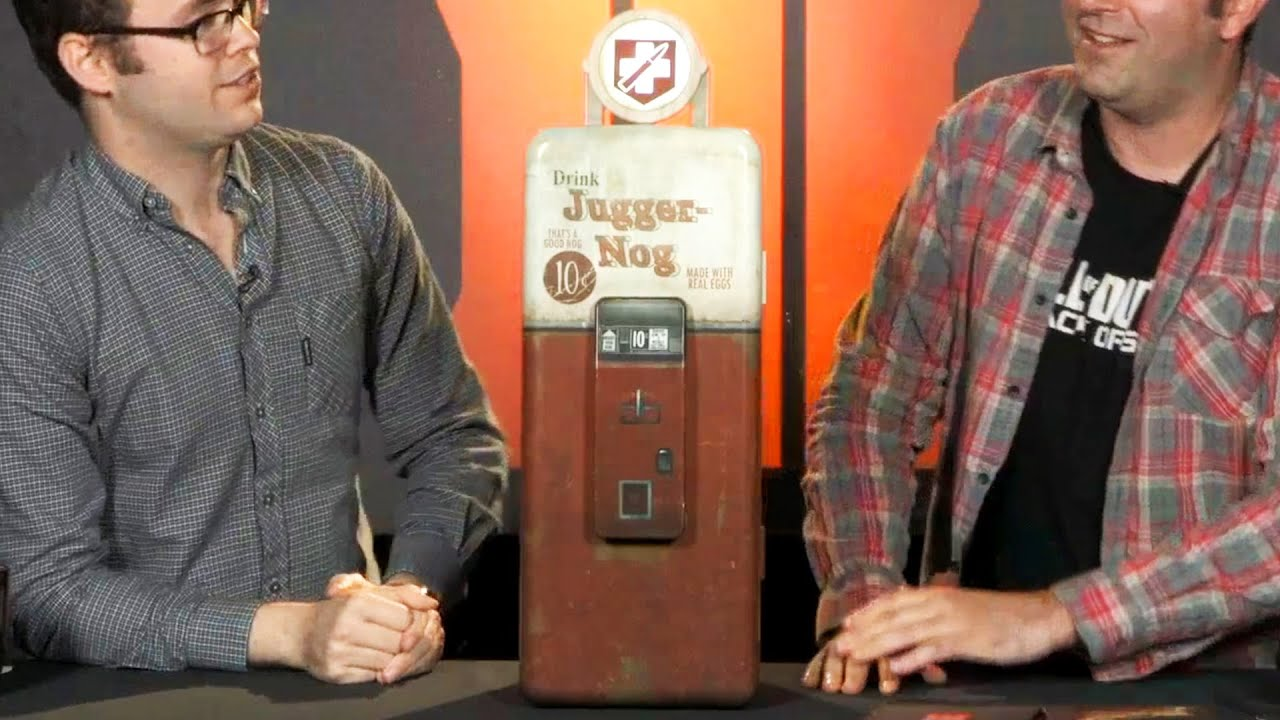 Mini Kühlschrank Juggernog : Call of duty black ops juggernog collector s edition mit