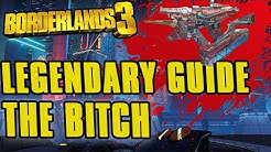 Borderlands 3 Bitch Legendary SMG Guide